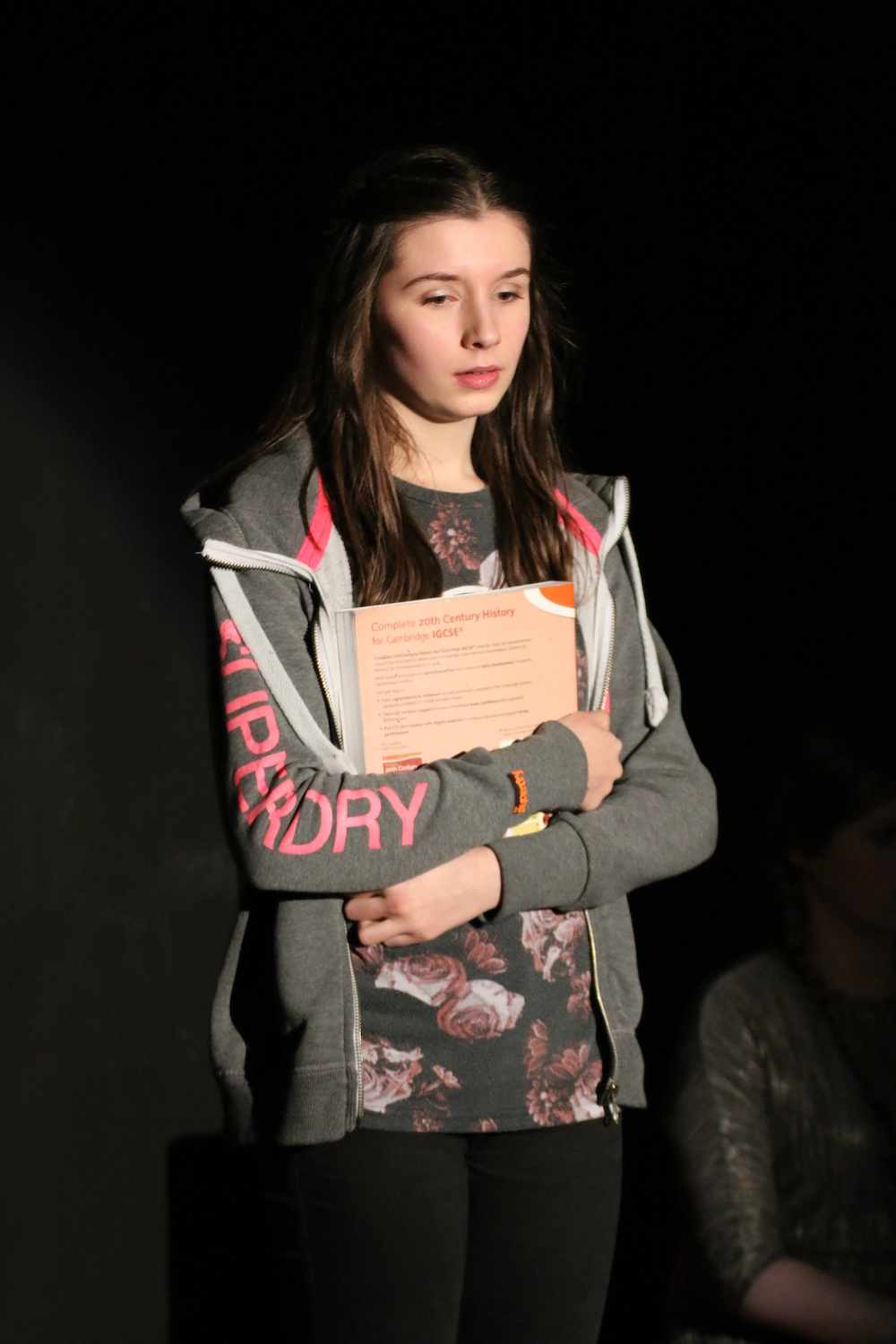 Acting Elizabeth Brown 2017 A Level Drama Devised Piece
