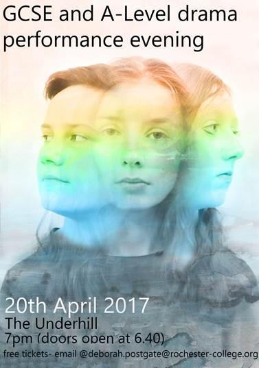 Drama Poster 2017