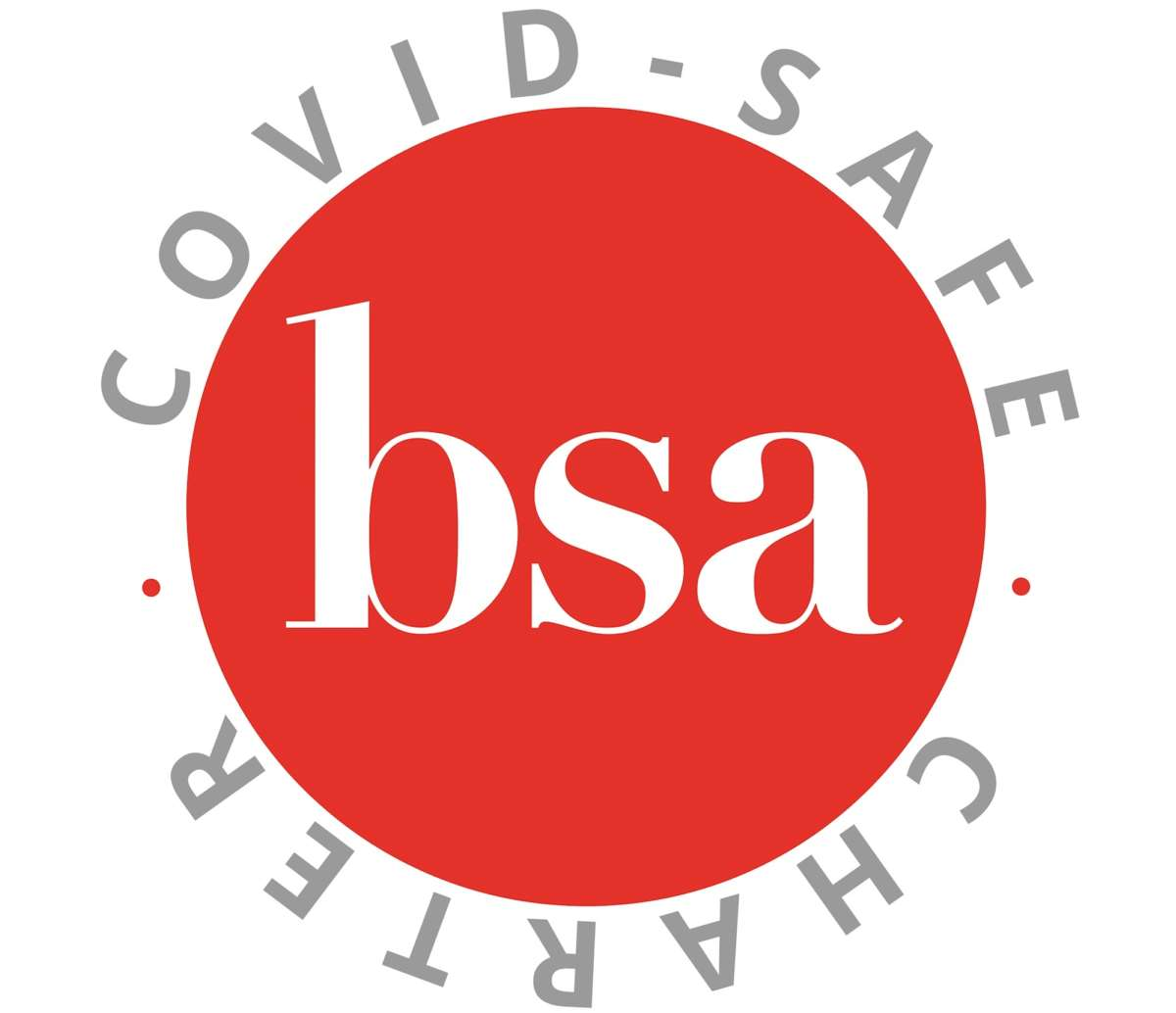 Bsa Covid Safe Charter Logo