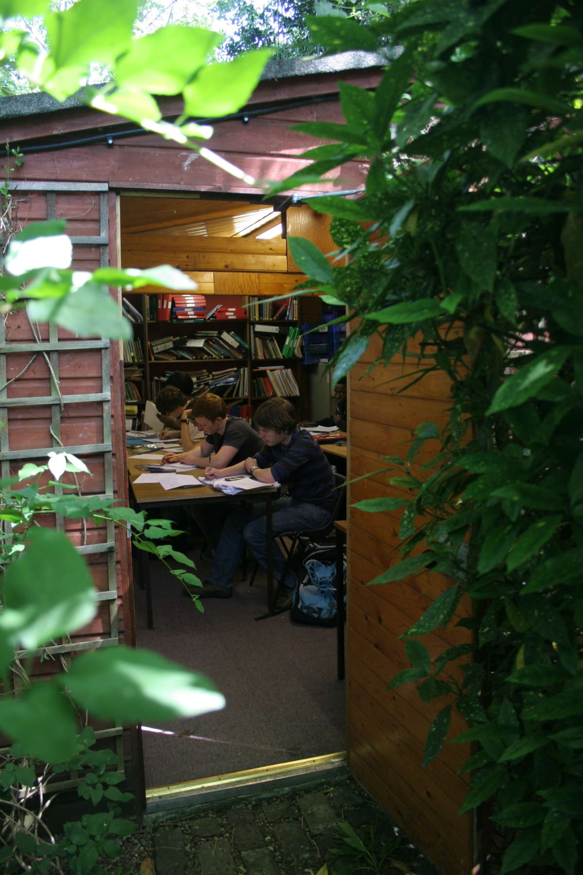 Ric Maths Shed