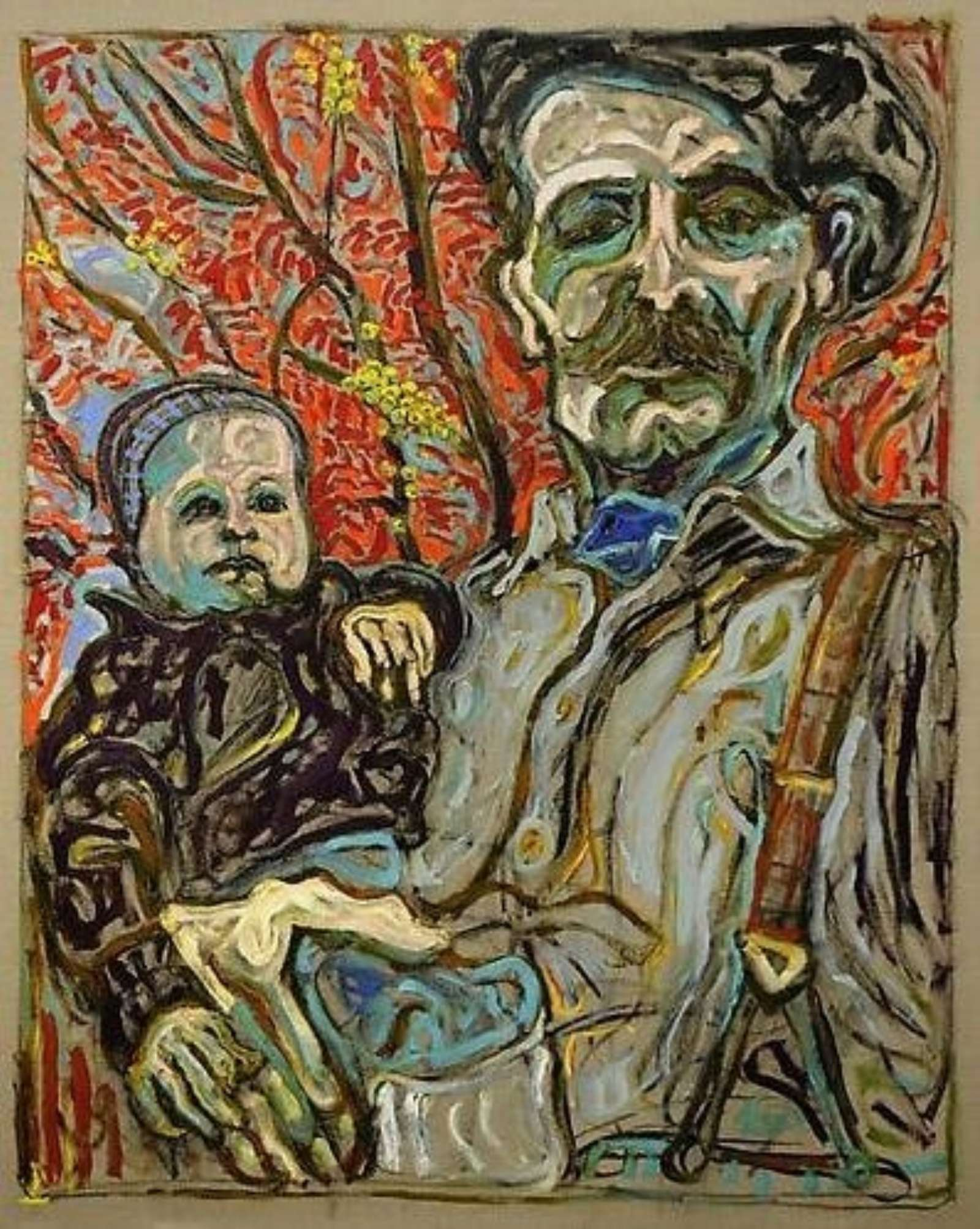 1250Ae5Ef917Ff77D9526A58502F3767 Billy Childish Visual Arts