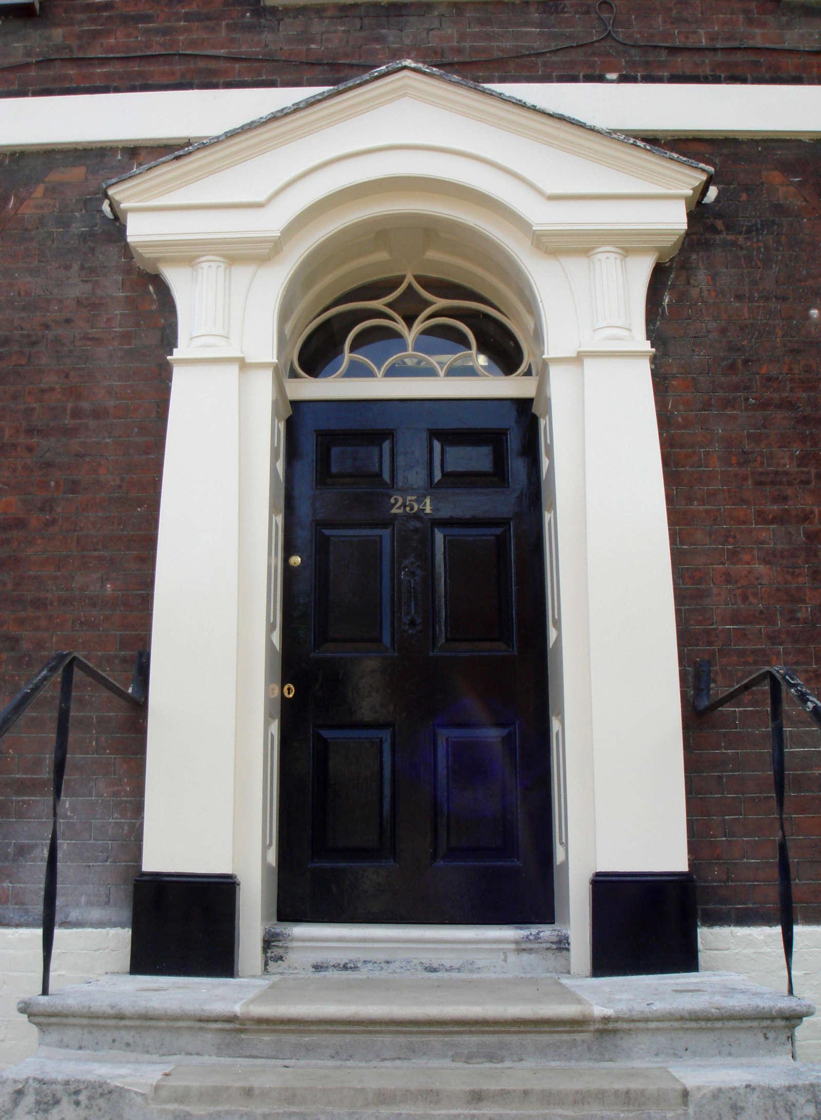 254 Front Door