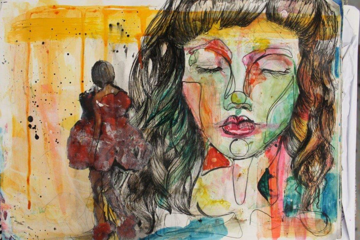 Georgia Burt Fine Art A2 3