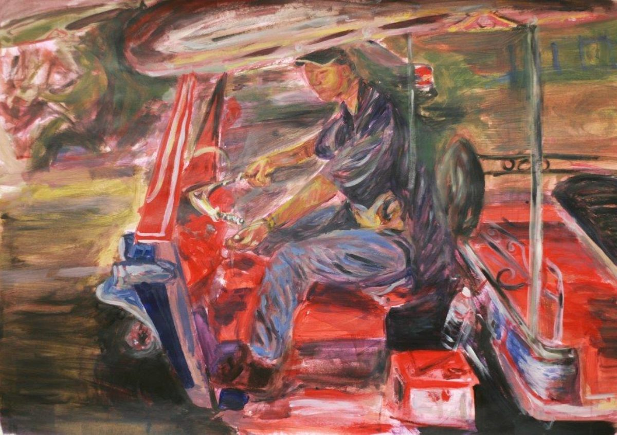 Pawita Boonrat A2 Fine Art 2