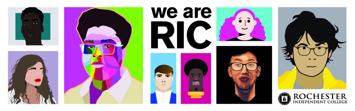 We Are Ric Landscape