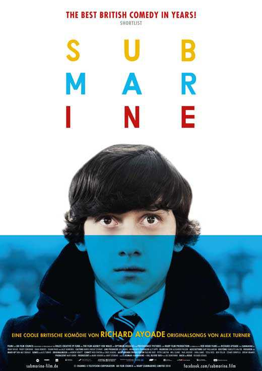 Submarine Movie Poster 2010 1020743610